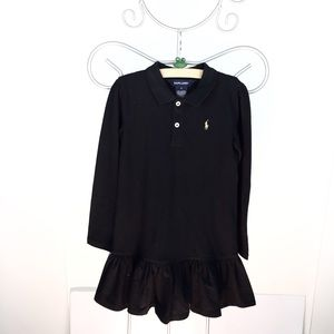 Ralph Lauren Polo Long Sleeved Dress